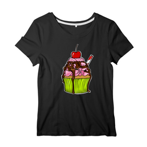 Collection DI LORENZO Nadège - Sweet love - T-SHIRT FEMME 100% COTON