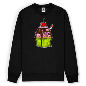 Collection DI LORENZO Nadège - Sweet love - SWEAT-SHIRT UNISEXE - WUI20