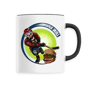 Collection Le comics'Art de Sam - Slap shot ! - MUG CÉRAMIQUE