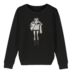 Collection Benjo - Fragile - SWEAT-SHIRT ENFANT BIO - MINI CHANGER