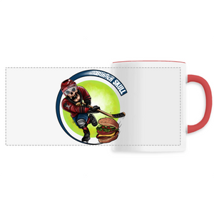 Collection Le comics'Art de Sam - Slap shot ! - MUG CÉRAMIQUE - IMPRESSION PANORAMIQUE