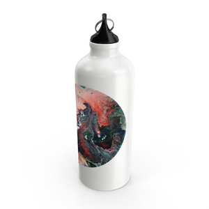 Collection Ji Loon - El Dragon - GOURDE / BOUTEILLE EN ALUMINIUM - IMPRESSION CIRCULAIRE