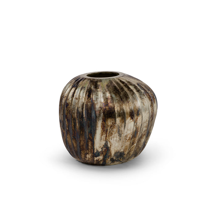 Sahara Small Bronze Mercury Vase
