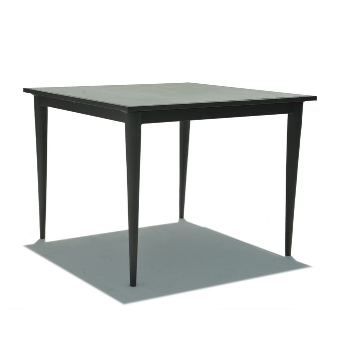 Serpent Square Dining Table with Ceramic Top