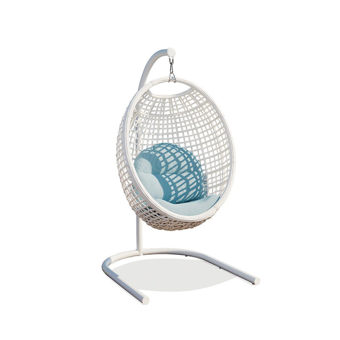 Dynasty Small Hanging Chair with Stand