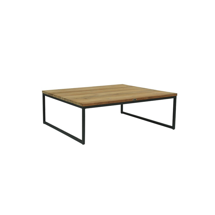 Nautic Square Coffee Table - Carbon Matte