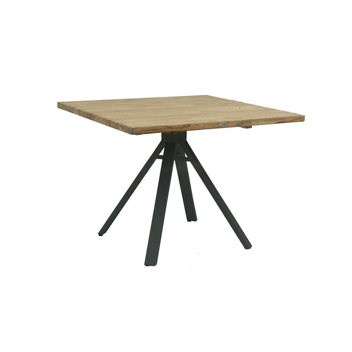 Alaska Square Dining Table - Carbon Matte