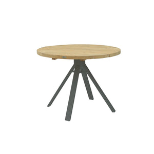 Alaska Round Dining Table - Carbon Matte