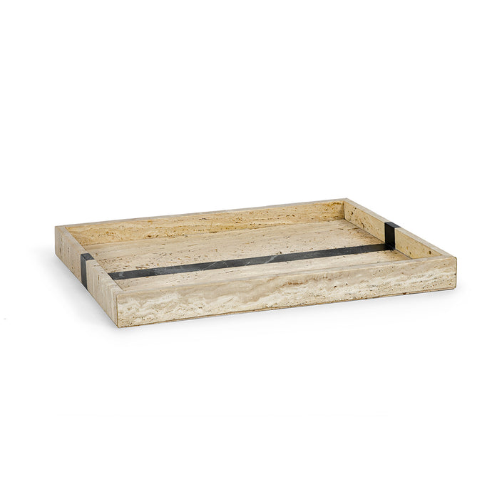 Griffith Travertine Tray