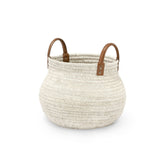 Load image into Gallery viewer, Cairo Basket White, Small