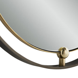 Janey Round Mirror