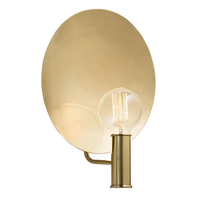 Lorita Sconce - Polished Brass