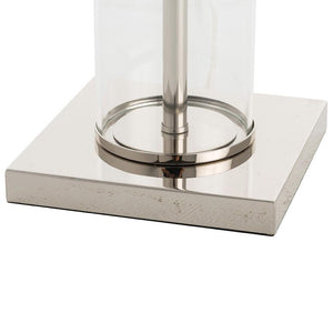 Norman Lamp - Polished Nickel