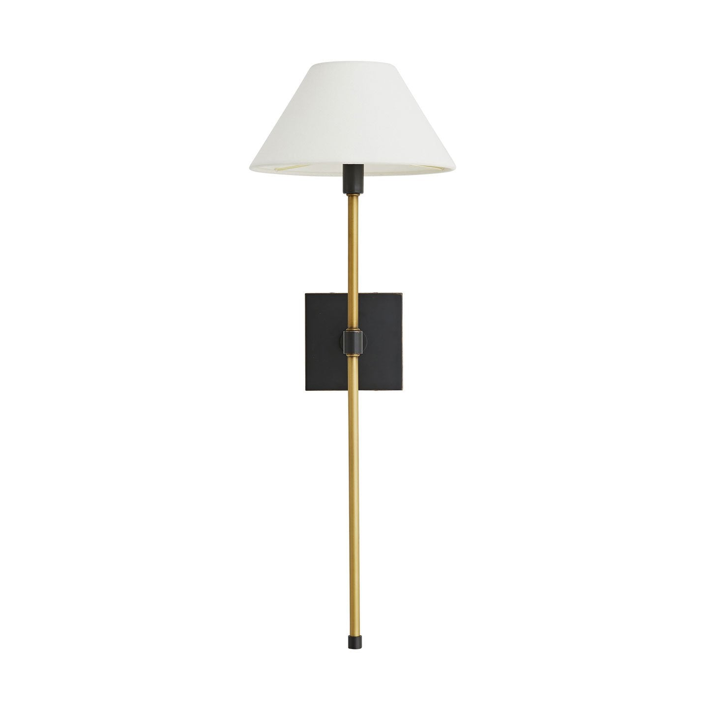 Havana Single Sconce - Bronze
