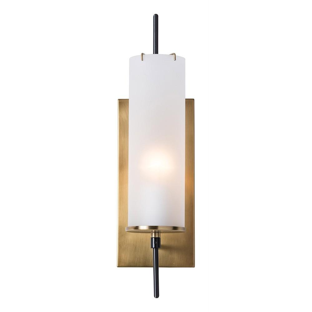 Stefan Sconce - Antique Brass