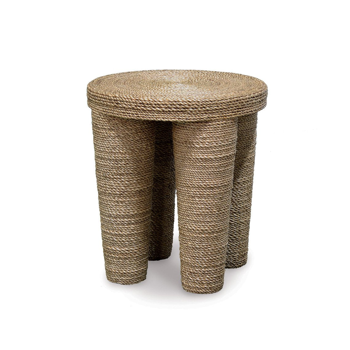 Wrapped Rope Footed Stool/Table