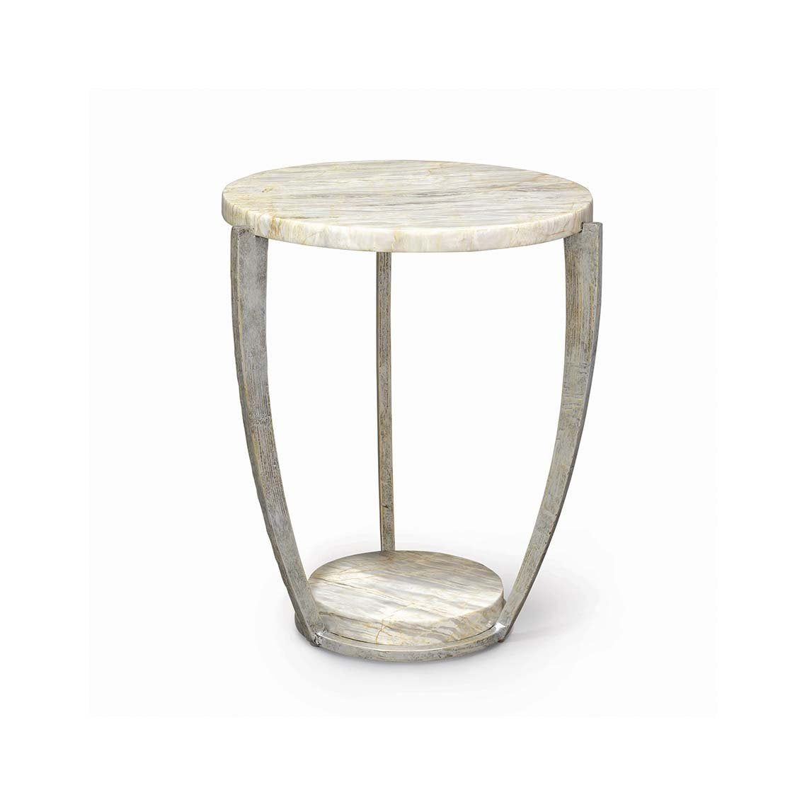 Brandt Marble Side Table
