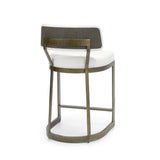 "Load image into Gallery viewer, Conrad 24"" Counter Barstool, Gold"