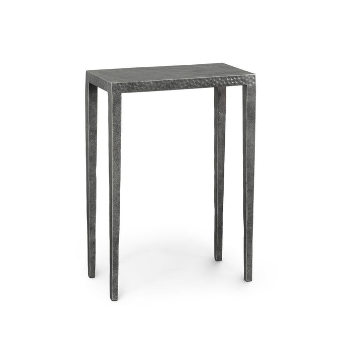 Josephine Metal Top Side Table