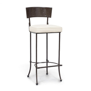 "Martini Iron 24"" Counter Barstool"