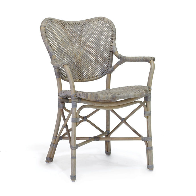 Jordan Arm Chair, Grey