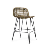 "Load image into Gallery viewer, Hermosa 24"" Counter Barstool"