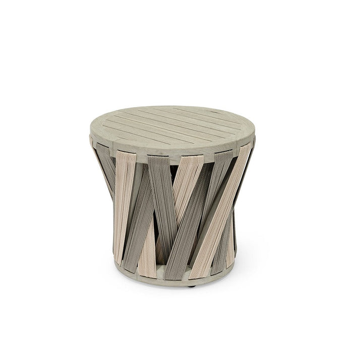 Boca Outdoor Side Table, Round