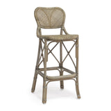 "Load image into Gallery viewer, Jordan 24"" Counter Barstool, Grey"