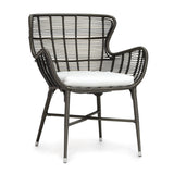 Load image into Gallery viewer, Palermo Outdoor Chair, Espresso