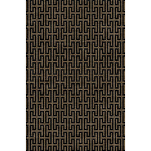 Scout Black / Gold Rug