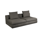 Load image into Gallery viewer, Lapo Modular Sofa Component - Module 2.0 Double Center Part