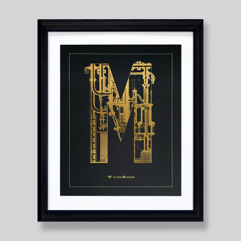 """M"" is for Machine"