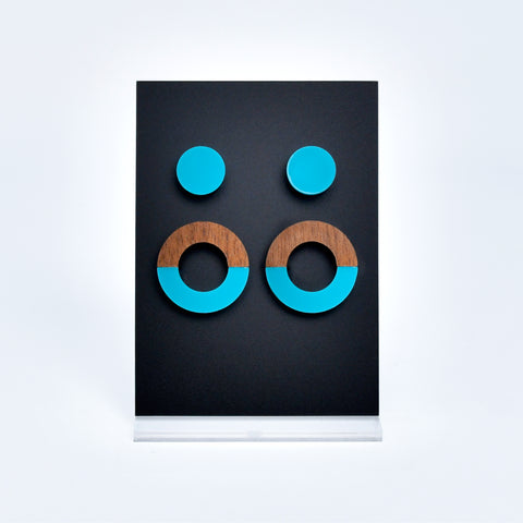 Sphere Studs Set