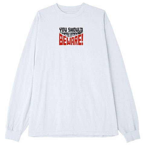 Beware Blinds Longsleeve T-shirt