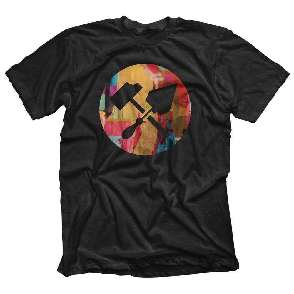 Bricks and Bombs Chad Schoonmaker T-shirt
