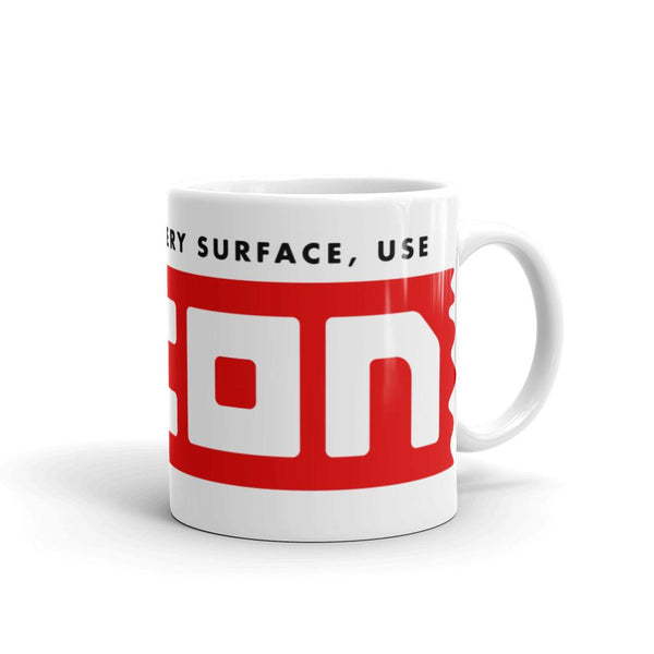 Icon Retro Printer Coffee Mug 11oz