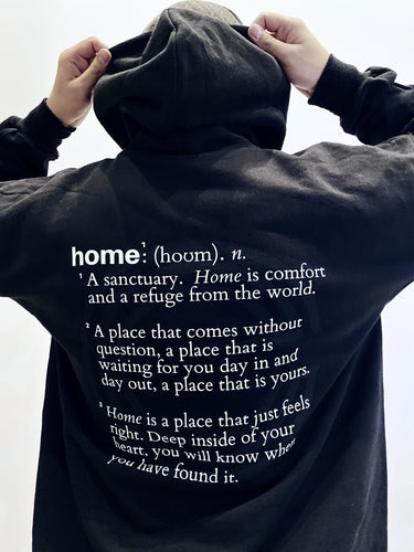 DEFINITION HOODIE