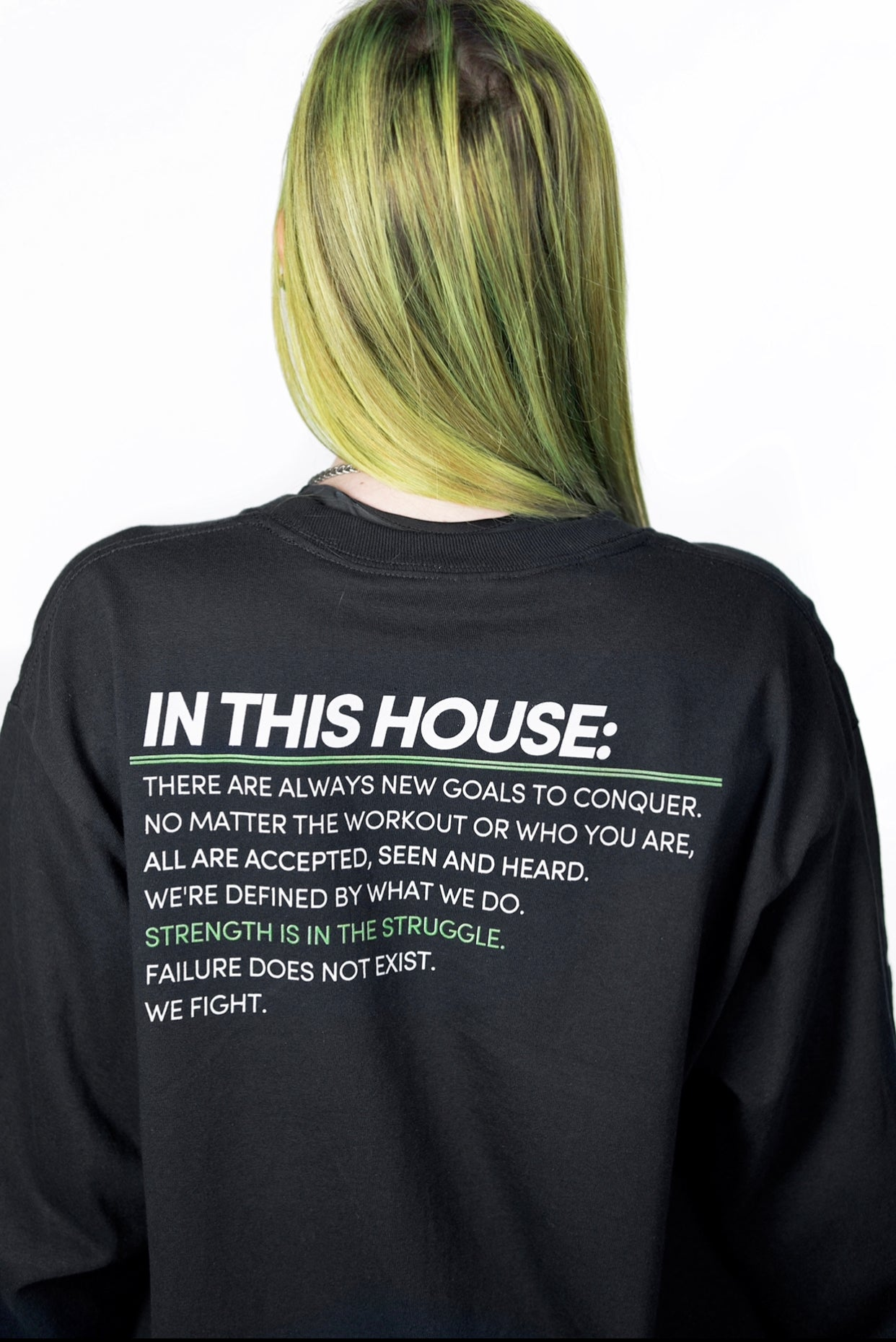 House Manifesto Long Sleeve