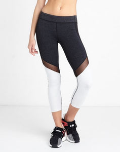 CYCLE HOUSE x Y&R Mesh Insert Legging
