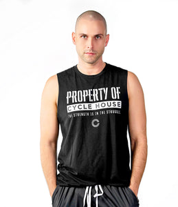 Property of The House Cotton Tank
