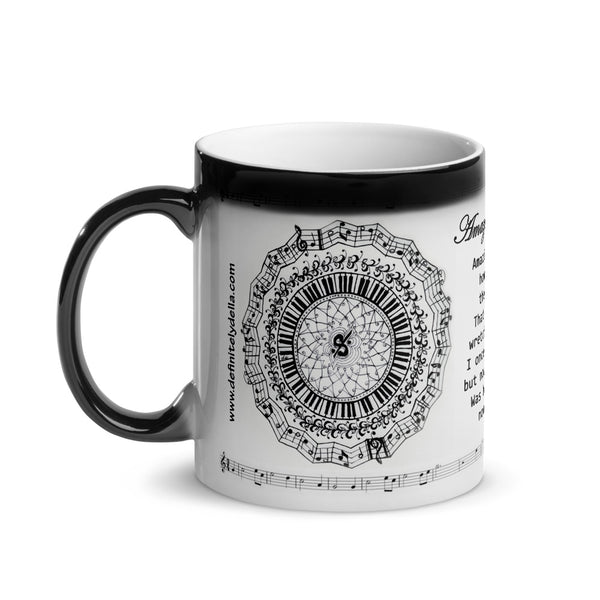 Amazing Grace Glossy Magic Mug