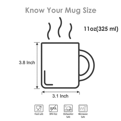 Fuel Your Mind Mug