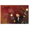 Natasha Romanoff Black Widow Wall Decor Poster