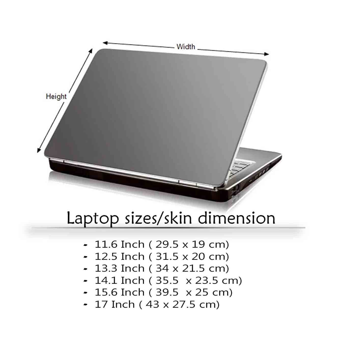 Star Wars Movies Laptop Skin Online