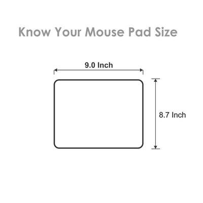 Three Line Mouse Pad