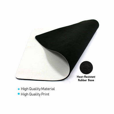 Heights of love Mouse Pad