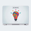Be Creative Motivational Laptop Skin Online