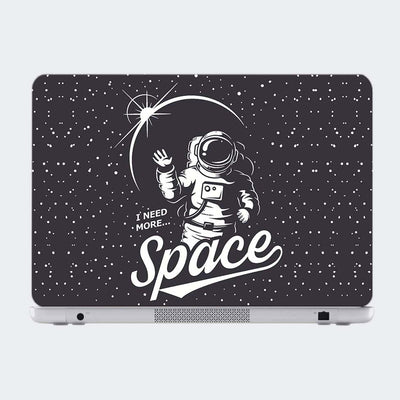 I Need More Space Abstract Laptop Skin Online