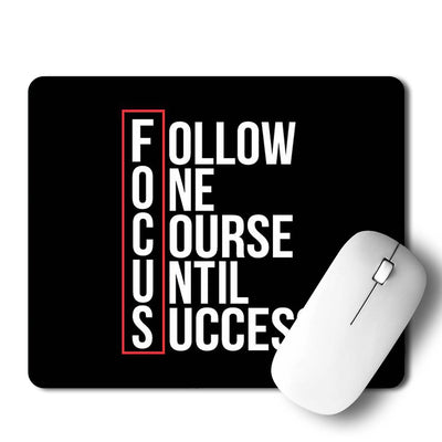 Focus Mouse Pad