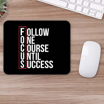 Buy Focus Motivational Mouse Pads Online